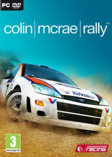 Colin McRae Rally krabice