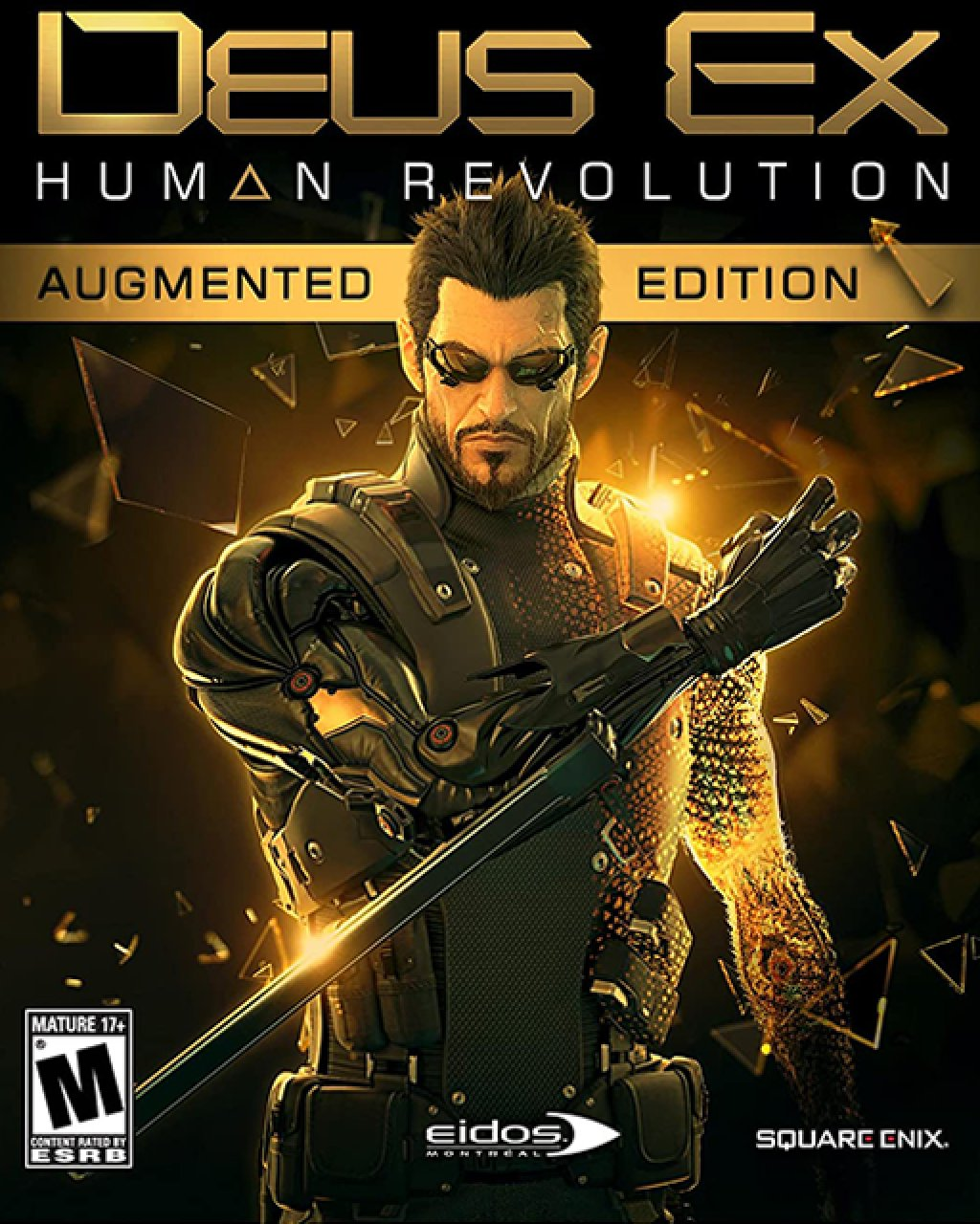 Deus Ex Human Revolution Augmented Edition