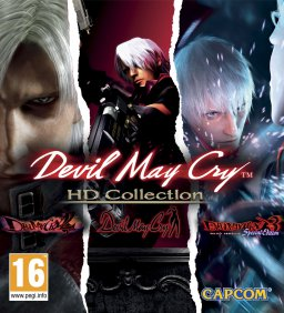 Devil May Cry HD Collection krabice