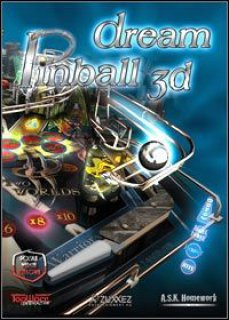 Dream Pinball 3D krabice