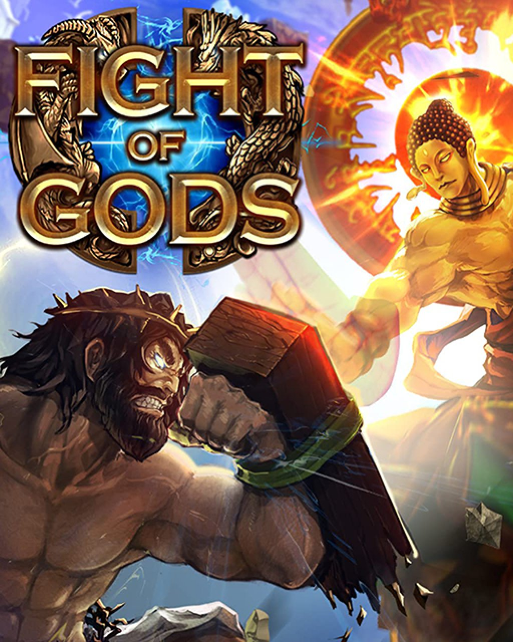 Fight of Gods krabice