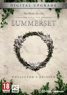 The Elder Scrolls Online Summerset Digital Collectors Upgrade krabice