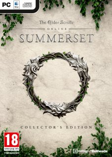 The Elder Scrolls Online Summerset Digital Collectors Edition