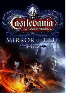 Castlevania Lords of Shadow Mirror of Fate HD krabice
