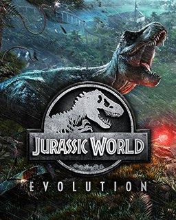 Jurassic World Evolution Deluxe Edition krabice