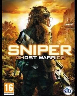 Sniper Ghost Warrior krabice