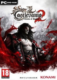 Castlevania Lords of Shadow 2 Relic Rune Pack krabice
