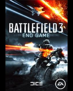 Battlefield 3 End Game krabice
