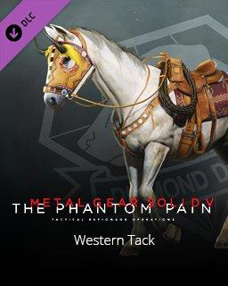 Metal Gear Solid V The Phantom Pain Western Tack