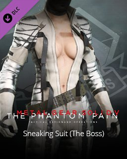 Metal Gear Solid V The Phantom Pain Sneaking Suit The Boss