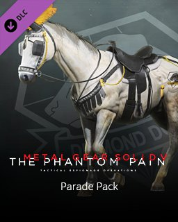 Metal Gear Solid V The Phantom Pain Parade Pack
