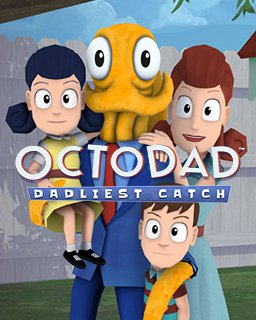 Octodad Dadliest Catch krabice
