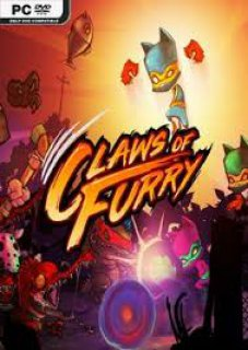 Claws of Furry krabice