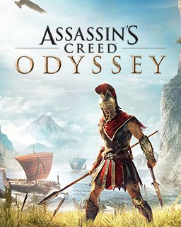 Assassins Creed Odyssey krabice
