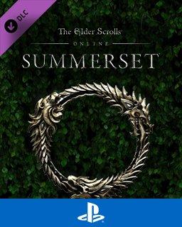 The Elder Scrolls Online Summerset Upgrade krabice