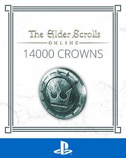 The Elder Scrolls Online 14000 Crowns