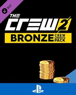 The Crew 2 Bronze Crew Credits Pack krabice