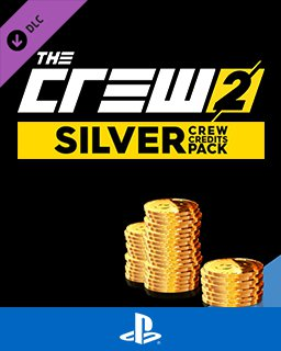 The Crew 2 Silver Crew Credits Pack krabice