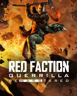 Red Faction Guerrilla Re-Mars-tered krabice