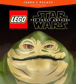 LEGO STAR WARS The Force Awakens Jabbas Palace Character Pack