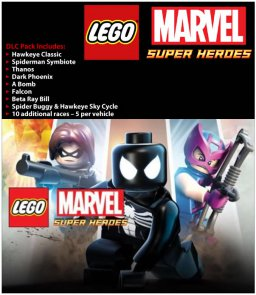 LEGO Marvel Super Heroes Super Pack