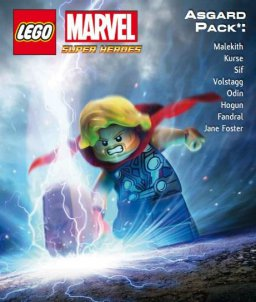 LEGO Marvel Super Heroes Asgard Pack