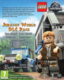LEGO Jurassic World Jurassic World DLC Pack