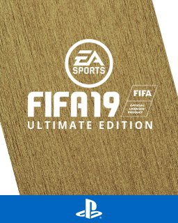 FIFA 19 Ultimate Edition krabice