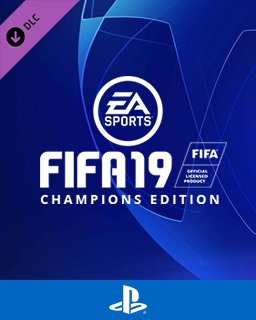 FIFA 19 Champions Edition Bundle krabice