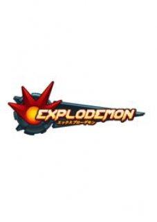 Explodemon krabice