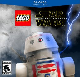 LEGO STAR WARS The Force Awakens Droid Character Pack DLC krabice