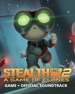 Stealth Inc 2 + Soundtrack