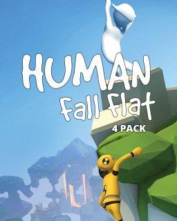 Human: Fall Flat 4 pack krabice