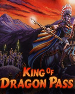 King of Dragon Pass krabice