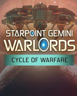 Starpoint Gemini Warlords Cycle of Warfare krabice