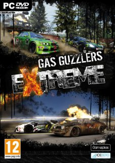 Gas Guzzlers Extreme Full Metal Zombie krabice