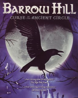 Barrow Hill Curse of the Ancient Circle krabice