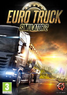 Euro Truck Simulátor 2 Prehistoric Paint Jobs krabice