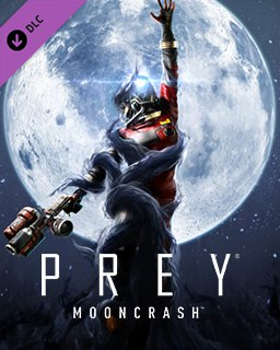 Prey Mooncrash krabice
