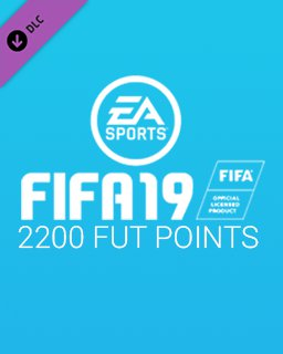 FIFA 19 2200 FUT Points krabice