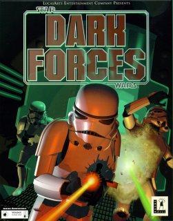 STAR WARS Dark Forces krabice