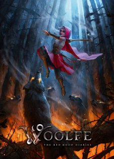 Woolfe The Red Hood Diaries