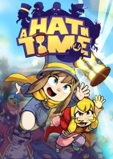 A Hat in Time krabice