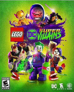 LEGO DC Super-Villains krabice