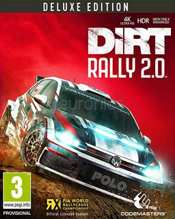 DiRT Rally 2.0 Deluxe Edition krabice