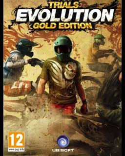 Trials Evolution Gold Edition krabice