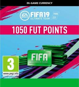 FIFA 19 1050 FUT Points krabice