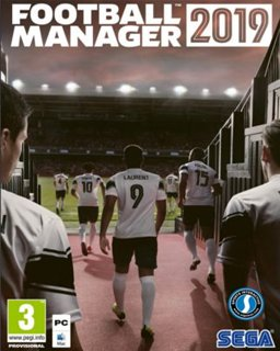 Football Manager 2019 krabice