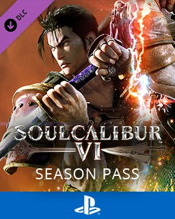 Soulcalibur VI Season Pass krabice
