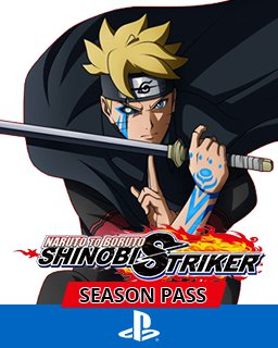 Naruto to Boruto Shinobi Striker Season Pass krabice